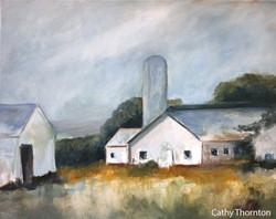 Oil by Cathy Thornton