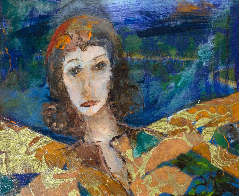 Cathy by Virginia Bradshaw