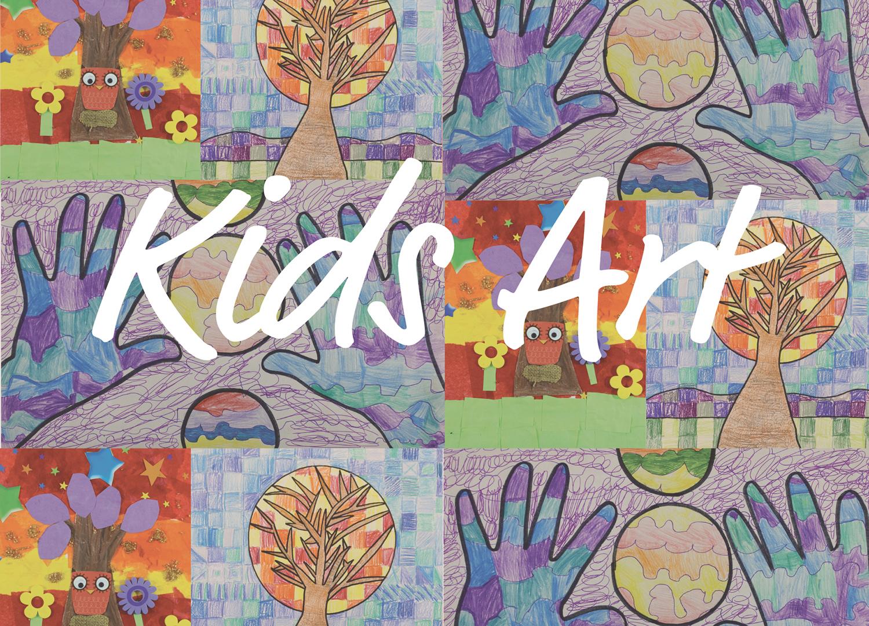 Kids Art March 2018
