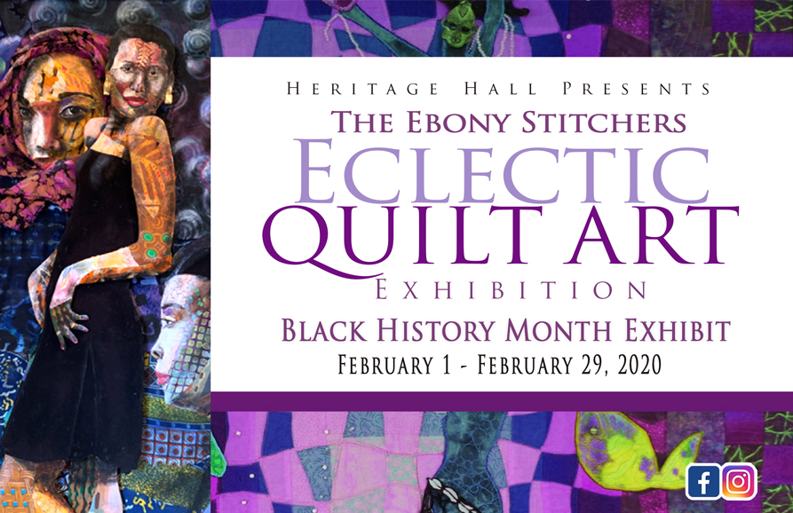Eclectic Quilt Art 2020
