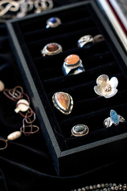 Cecily Chaney Rings