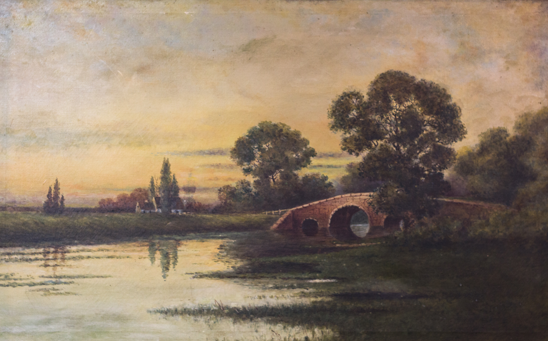 Unknown, Oil 2