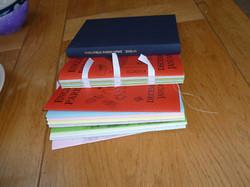 Clothbound parish magazines