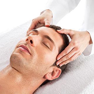 טיפול פנים לגבר / Man face treatment