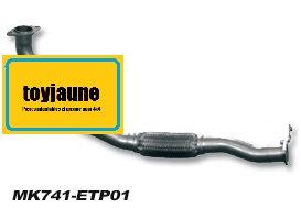 TUBE PrimaireA partir de 2001 - Modèle Avec catalyseurMK741-ETP01