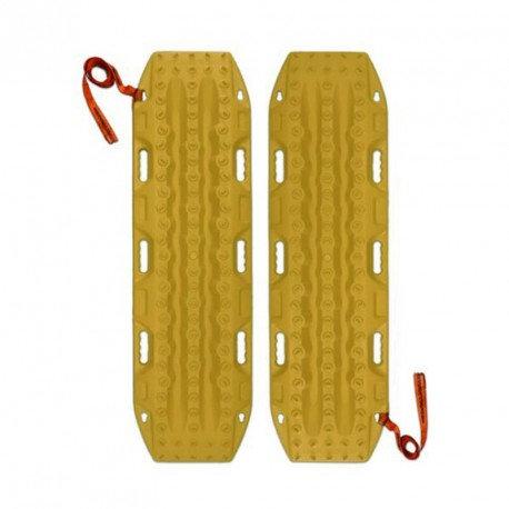 Plaques a sable MAXTRAX sable gen2 1.25 m x 0.34 m (paire) AVEC DVD
