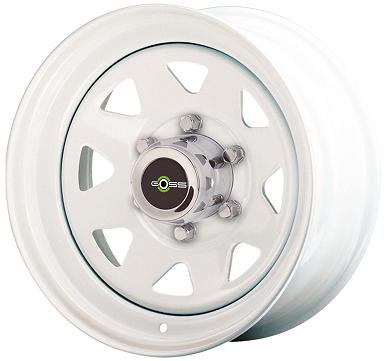 OFF ROAD BLANCHE 7X15  RA102WH  5x139.7