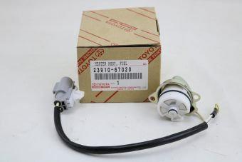 Réchauffeur de Support de filtre à gasoil   ( origine) 23910-67020