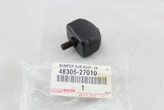 Butée de lames avant sur chassis 48305-27010