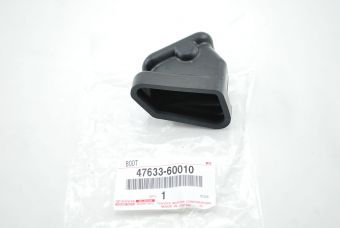 Soufflet droit de freins arriere à disques 47633-60010