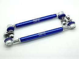 BIELLETTES de BARRE StabilisatriceRéglable  L mini: 254mm  L max: 305mm TRC1020