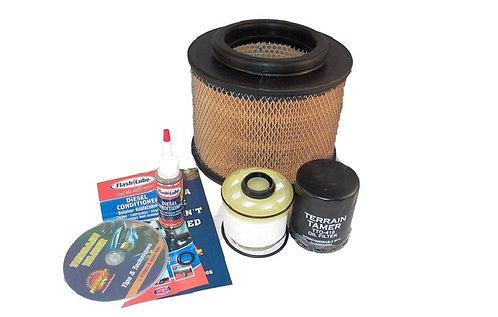 kit filtration australien