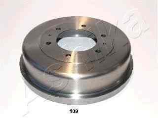 TAMBOUR de FREIN x2Ø Int: 254mm - Hauteur Int: 65mm - Ø Alesage 100mm MBD-2N04