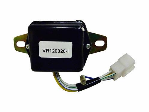 Régulateur 12V broche a 6 connections