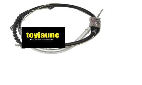 Cable de frein a main LJ70 / KZJ70 (disques AR) TLC72-46410