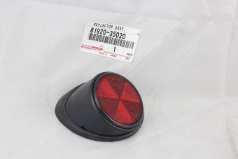 Catadioptre arrière gauche 81920-35020
