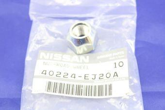 Ecrou de roue débouché nissan 40224EJ20A