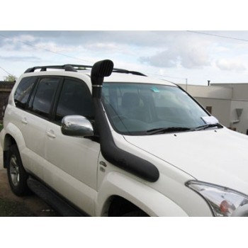 Snorkel AIRFLOW Toyota KDJ120/125 (diam 85mm) s12
