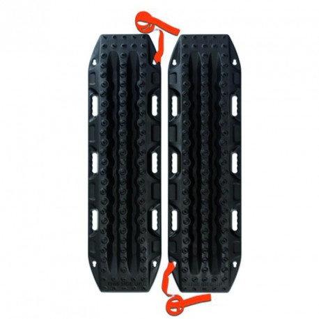 Plaques a sable MAXTRAX noires gen2 1.25 m x 0.34 m (paire) AVEC DVD
