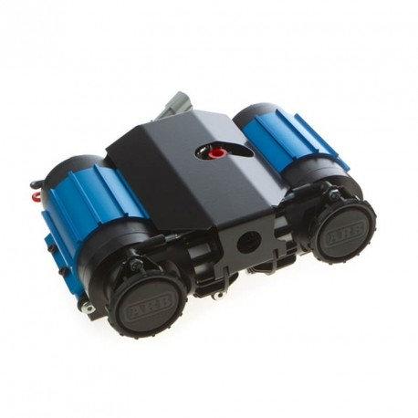 Compresseur double ARB 24V 174L/min (pour syst. 2 batteries 12V) Réf  CKMTA24