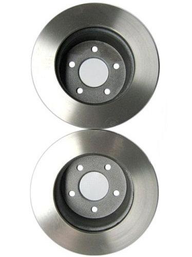 DISQUE de FREIN Arrière (la paire)Plein  Ø 285mm - Ep: 12mm - Hauteur 60mm - Ce
