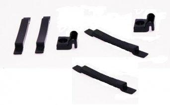Caoutchoucs d'appui de capot TLC41-53384