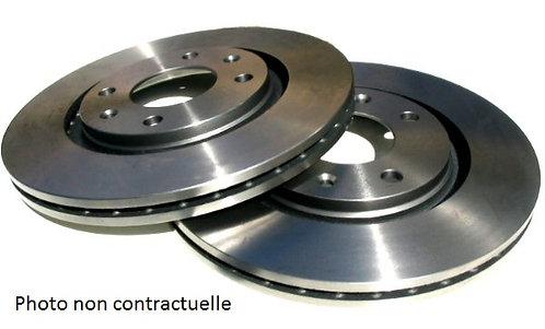 disques de frein pajero