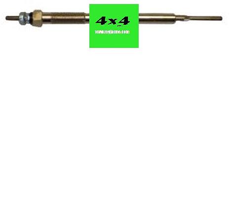 BOUGIE de PRECHAUFFAGE [HKT]11 volts - L: 101mmMGP-6154H