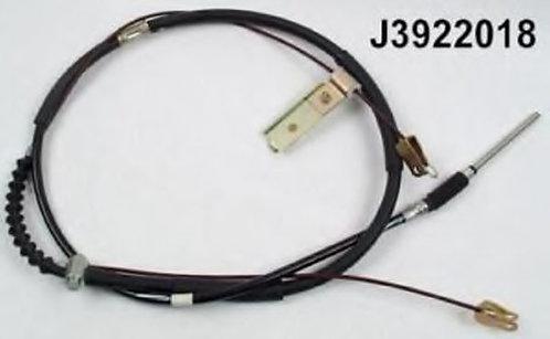 CABLE de FREIN à MAIN AR 31/33LNA4 uniquementL: 2385mmMBC-2218
