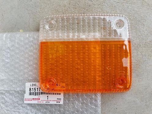 Cabochon de feu avant ( origine Toyota )81511-60211