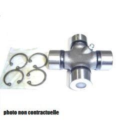 CROISILLON de TRANSMISSION 20mm x 58mm - Clips extérieurMUJ-5204