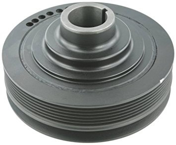 POULIE de VILEBREQUINØ 145mm - 1 gorge trapézoïdale + 1 gorge poly-VMCP-9501