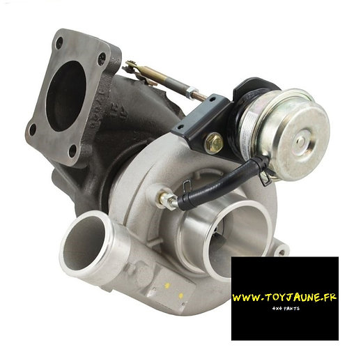 Turbo neuf + joints eq : 17201-17010