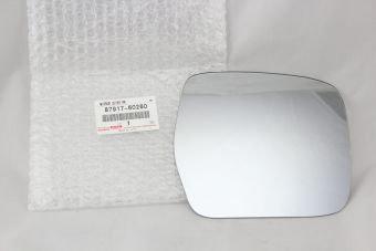 Miroir de rétroviseur droit 87917-60260