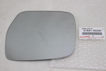 Miroir de rétroviseur gauche 87947-60200