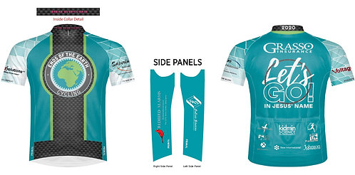 2020 Ends Cycling Jersey