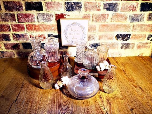 Lot vases Fanny