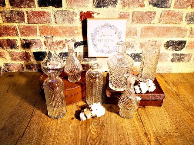 Lot vases Marius
