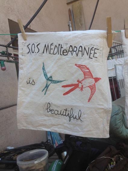 SOUTIEN A SOS MEDITERRANEE / L'entonnoir à Prades