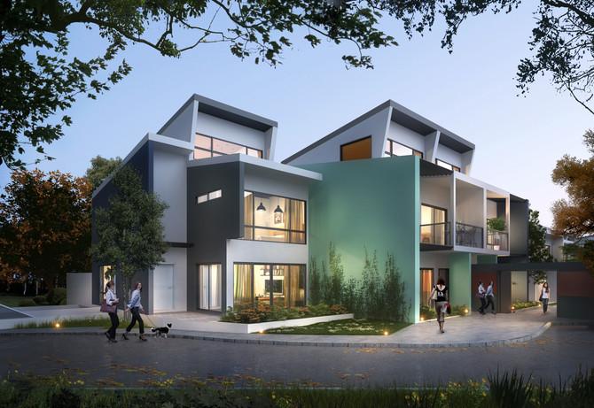 你一定想不到現在雪梨還有如此超高性價比的學區房!而且還是聯排別墅!
