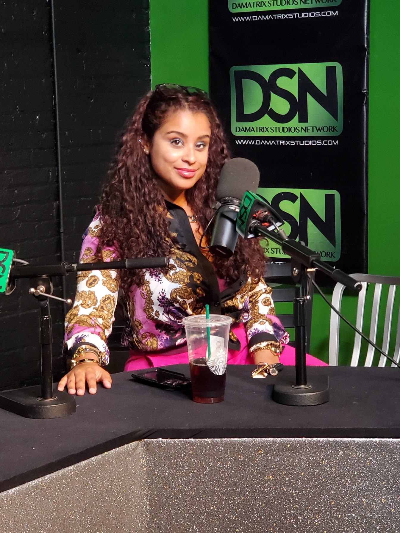 Interview at DSN Radio
