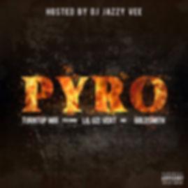Pyro song DJ Jazzy Vee Lil Uzi Vert