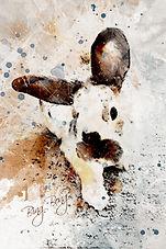 PawArt Watercolor  |  Bing Bong