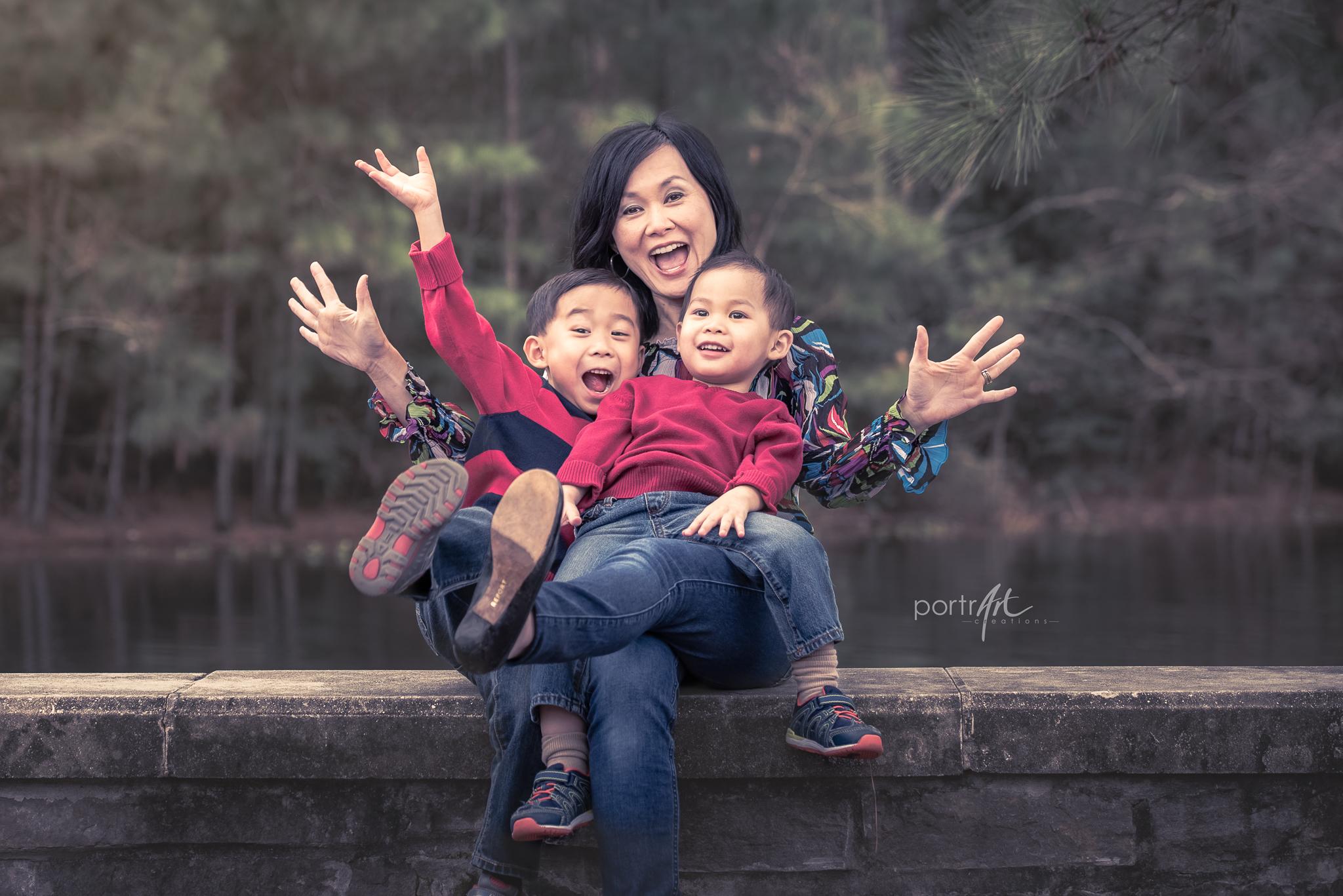San Diego Photographer - Family