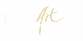 _PortrART Creations Logo (8x4)-Yellow.pn