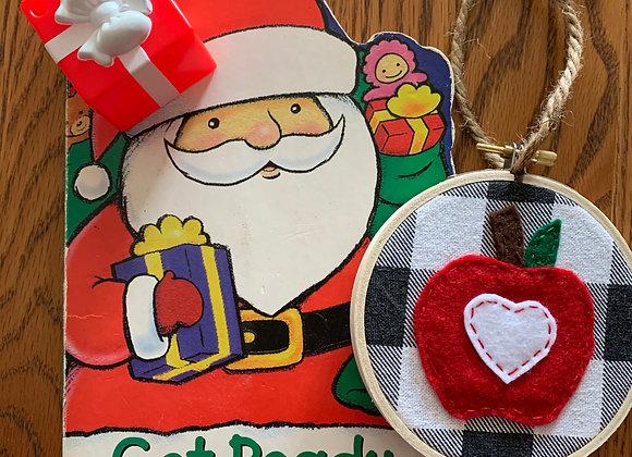 Teacher Gift--Ornament