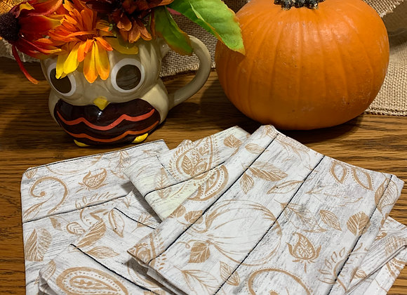 Fall napkin set