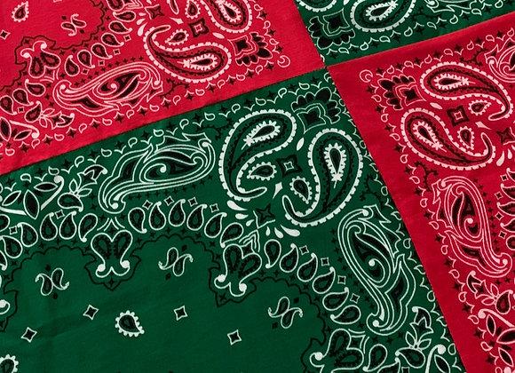 Small Christmas Tablecloth