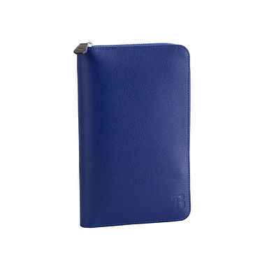 54TH ST. LARGE TRAVEL WALLET  A.Blue