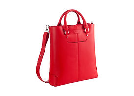 TRIBECA TOTE  Red